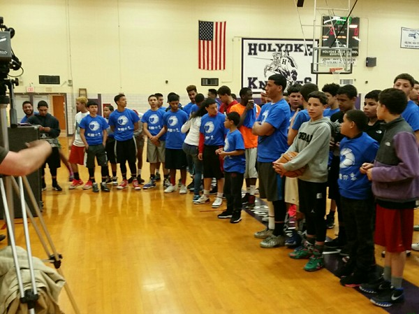 1st Annual Love Shouldn't Hurt Youth Basketball Tournament